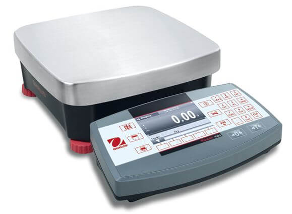 60,000 x 5g Capacity  Ranger Series Digital Compact Bench Scales