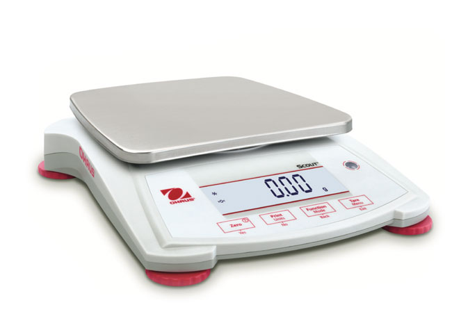 Ohaus Scales, Portable Scales, Scout Pro Portable Scales