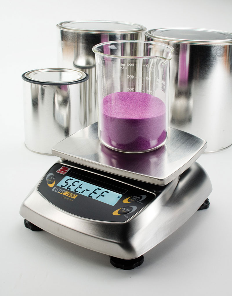 Ohaus Scales, Precision Scales, Valor 3000 Xtreme Precision Scales