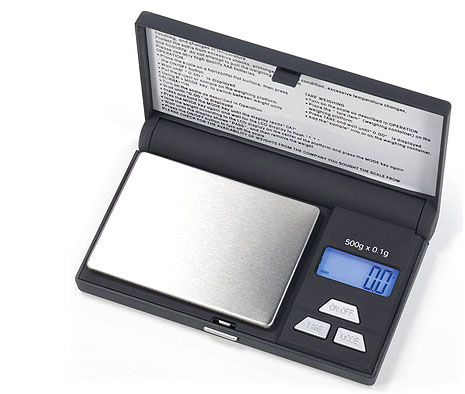 Ohaus Scales, Pocket Scales, YA Series Pocket Scales