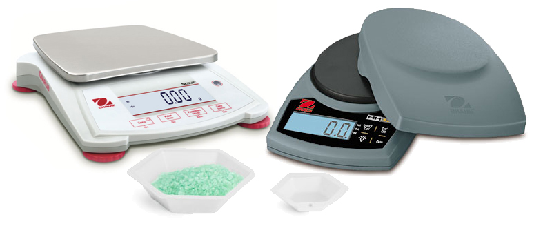 Ohaus Portable Scales