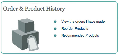Order History