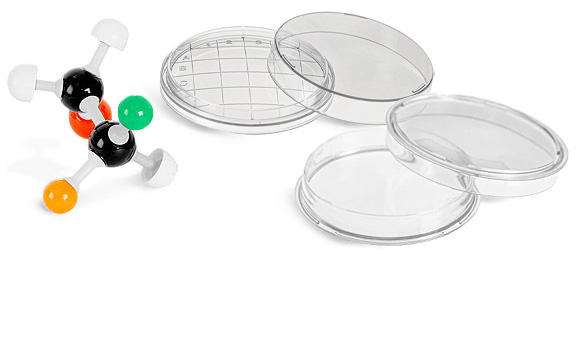 Petri Dishes For School Labs