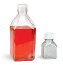 Plastic Media Bottles
