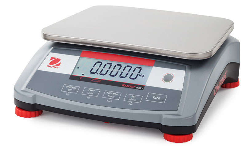 60lb (30kg) Capacity  Ohaus Scale, Counting Scale