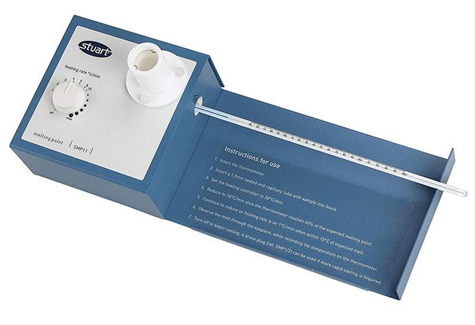 Melting Point Apparatu Sturat SMP11, Accessories