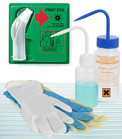 Veterinary Lab Safety Supplies