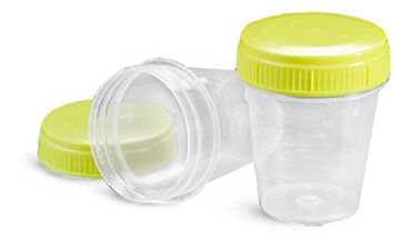 Single Use Specimen Containers