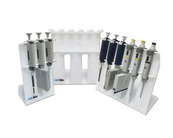 Laboratory Equipment, SureStand™ Multi-Channel Capable Pipette Rack