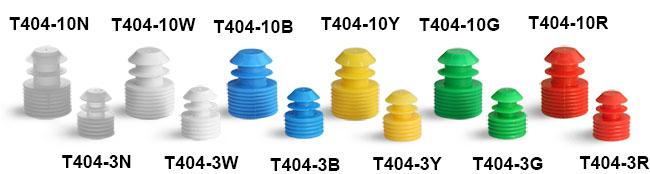 Plastic Caps, PE Flange Plug Caps For Plastic Tubes