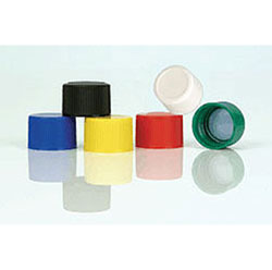 Sterile PP Color Coded Caps for PET Diagnostic Bottles