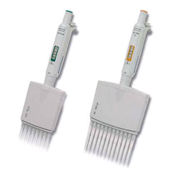 Manual Pipettes, Acura Manual 855 Multi Channel Micropipettes