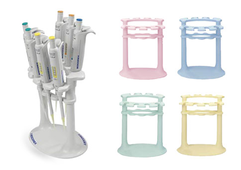 Pipette Stands, Single Channel Pipettor Work Station