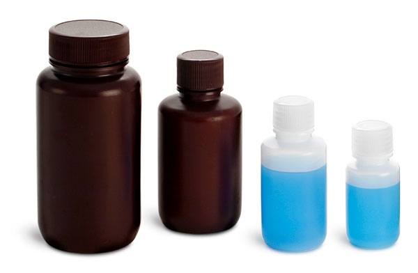Biology Supplies, Leak Proof Bottles