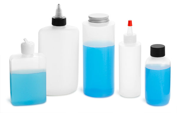 Biology Supplies, Plastic Squeeze Bottles