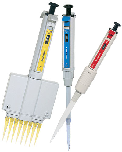 Digital Pipette Controllers