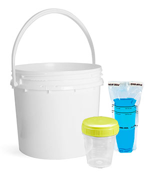 Geology & Earth Science Sample Containers