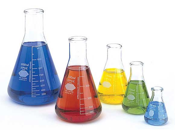 Product Spotlight - Glass and Plastic Erlenmeyer Flasks