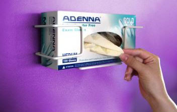 Choosing and storing disposable gloves