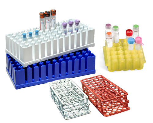 Lab Storage, Test Tube Racks