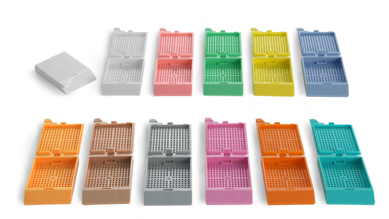 Cassettes, UNISETTE™ Disposable Biopsy Processing/Embedding Cassettes