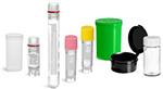 Plastic Laboratory Vials