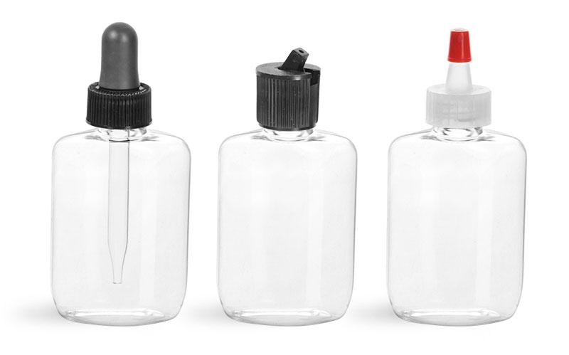 PVC Plastic Laboratory Bottles