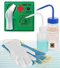 science lab safety supplies