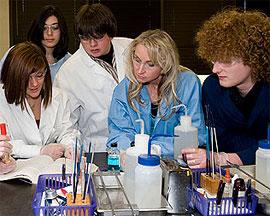 biology lab supplies