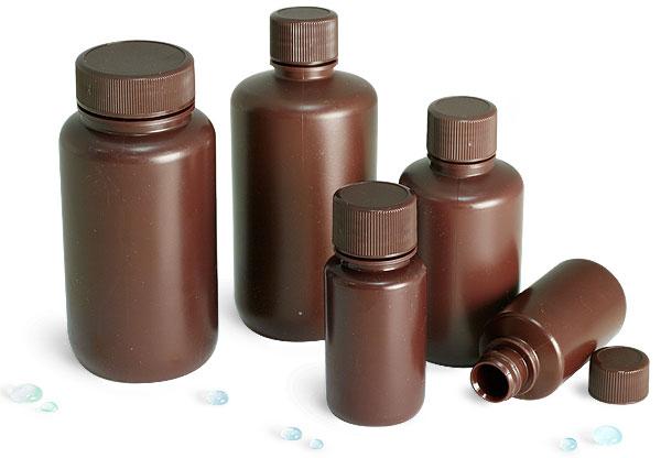 Water Testing Bottles