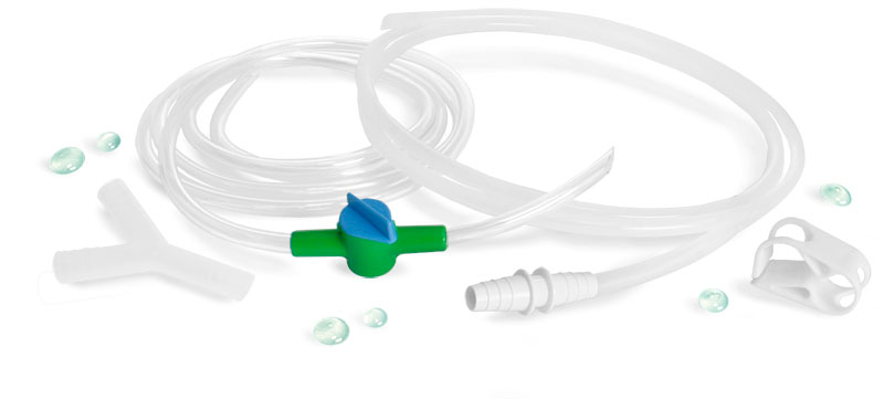 plastic tubing and accessories